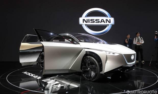 Nissan IMx Kuro Concept (2018) - FOTO LIVE