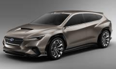 Subaru Viziv Tourer Concept (2018)