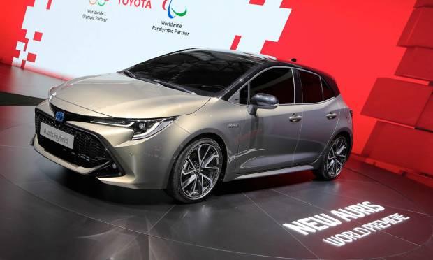Toyota Auris (2018) - FOTO LIVE