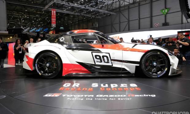 Toyota Supra Gazoo Racing (2018) - FOTO LIVE