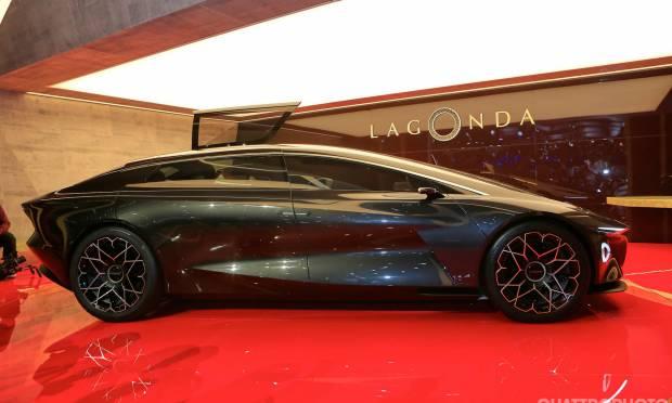 Aston Martin Lagonda Vision Concept (2018) - FOTO LIVE
