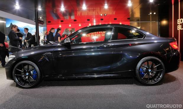 BMW M2 Edition Black Shadow (2018) - FOTO LIVE
