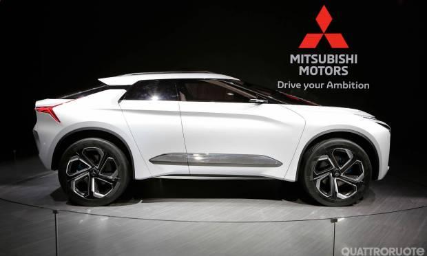 Mitsubishi e-Evolution Concept  (2018) - FOTO LIVE