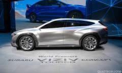 Subaru Viziv Tourer Concept (2018) - FOTO LIVE
