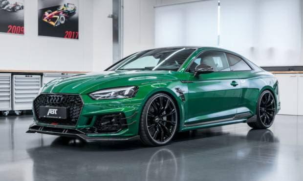 Audi RS5-R ABT (2018)