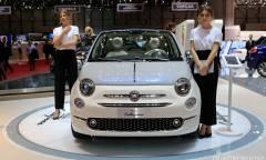 Fiat 500 Collezione (2018) - FOTO LIVE