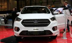 Ford Kuga (2018) - FOTO LIVE