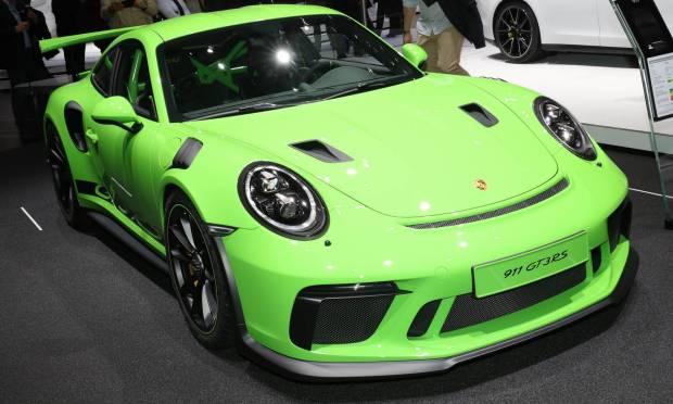 Porsche 911 GT3 RS (2018) - FOTO LIVE