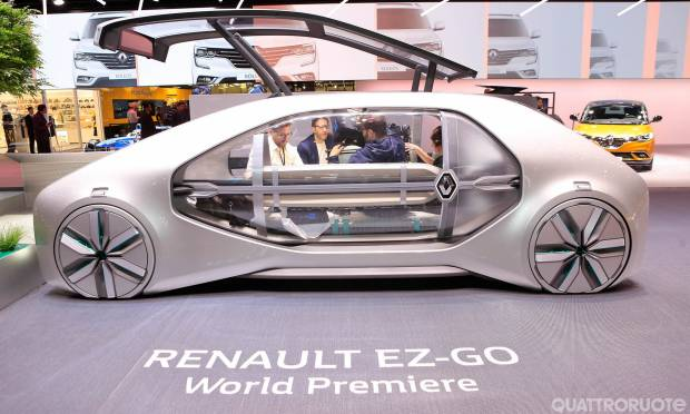 Renault EZ-Go (2018) - FOTO LIVE