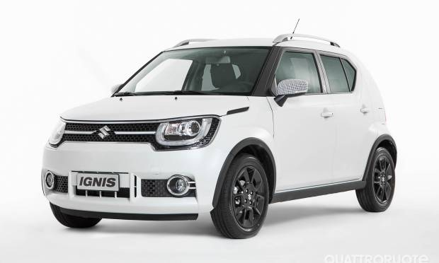 Suzuki Ignis Ginza (2018)