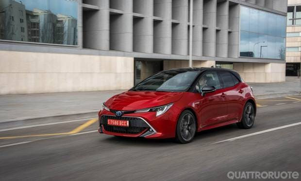 Toyota Corolla (2018)
