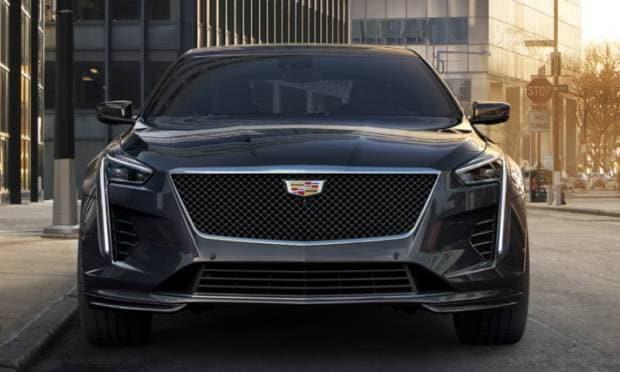 Cadillac CT6 (2018)