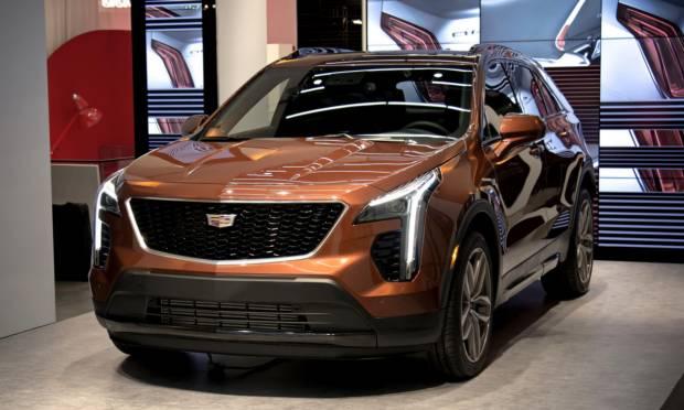 Cadillac XT4 (2018)