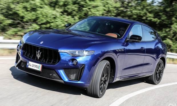Maserati Levante Trofeo (2018)