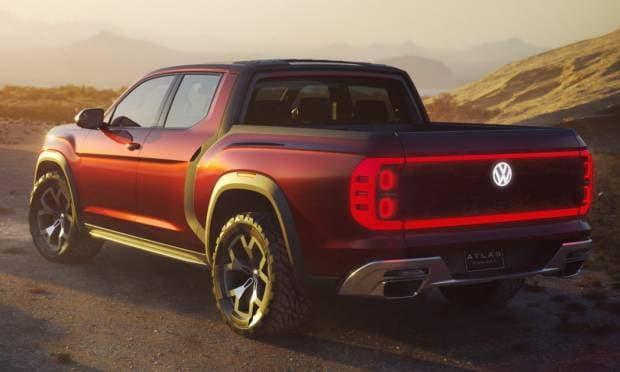 Volkswagen Atlas Tanoak Concept (2018)
