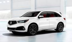 Acura MDX A-Spec (2018)