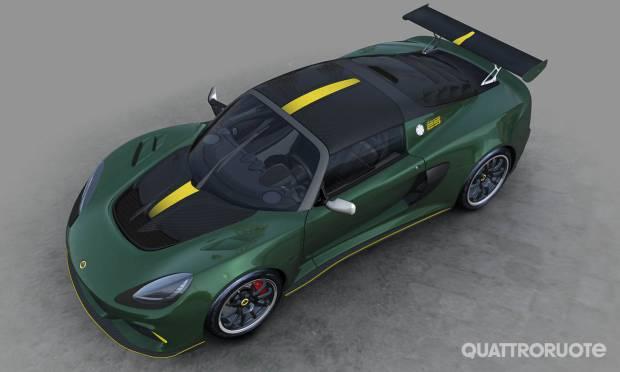 Lotus Exige Cup 430 Type 25 (2018)