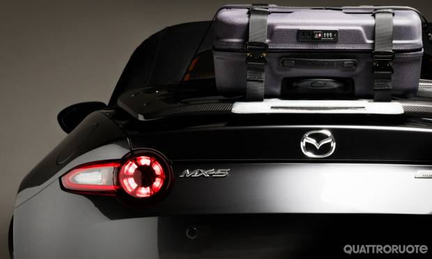Mazda MX-5 Grand Tour (2018)
