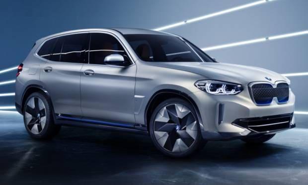 BMW Concept iX3 (2018)