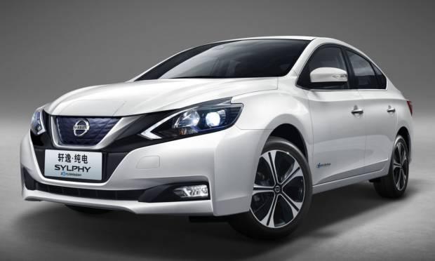 Nissan Sylphy Zero Emission (2018)