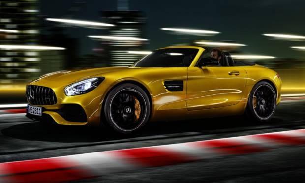 Mercedes-AMG GT S Roadster (2018)