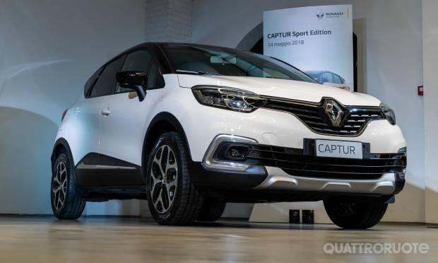Renault Captur Sport Edition (2018)
