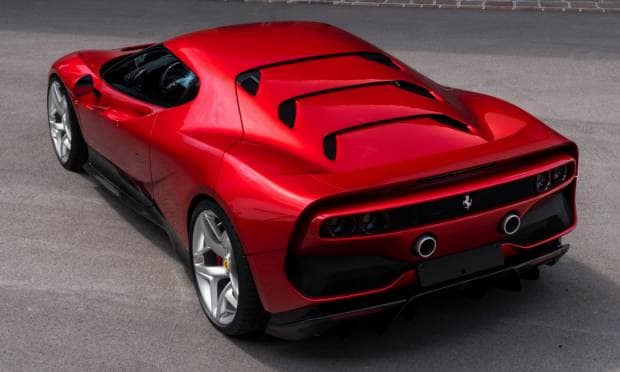 Ferrari SP38 (2018)