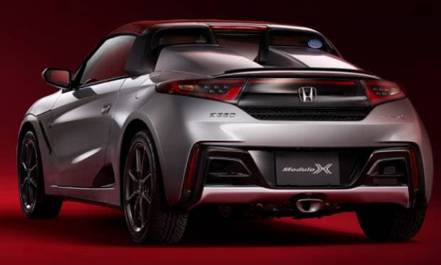 Honda S660 Modulo X (2018)