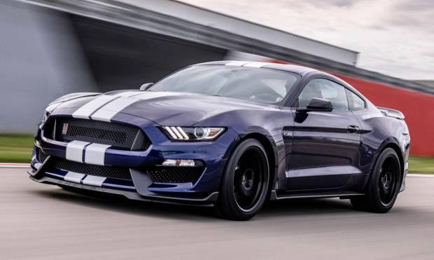 Ford Mustang Shelby GT350 (2018)