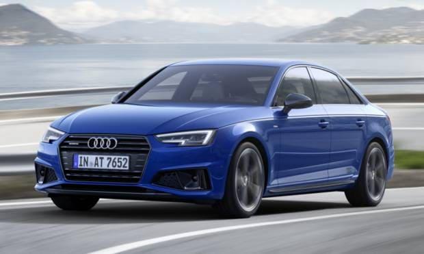 Audi A4 (2018)