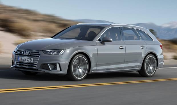 Audi A4 Avant (2018)