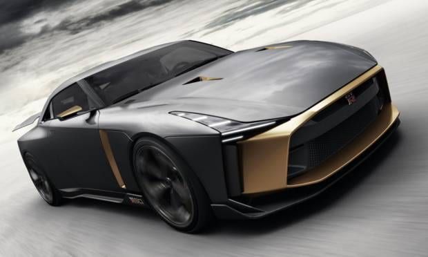 Nissan GT-R50 by Italdesign (2018)