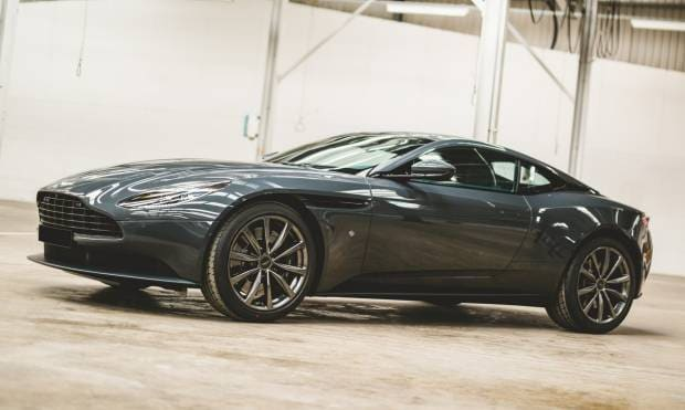 Aston Martin DB11 Classic Driver Edition (2018)