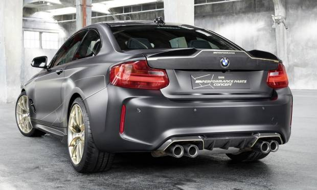 BMW M2 M Performance Parts Concept (2018)