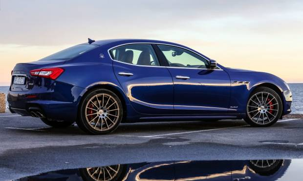 Maserati Ghibli (2018)