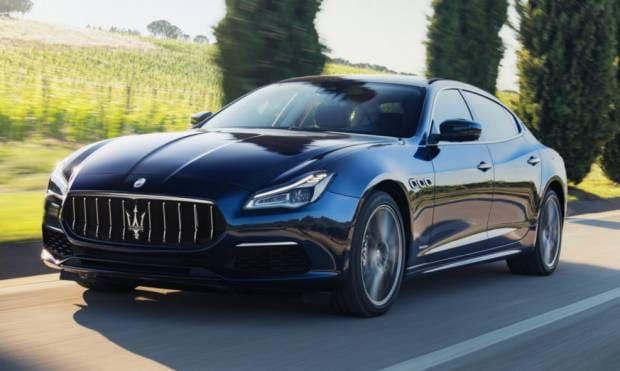 Maserati Quattroporte (2018)