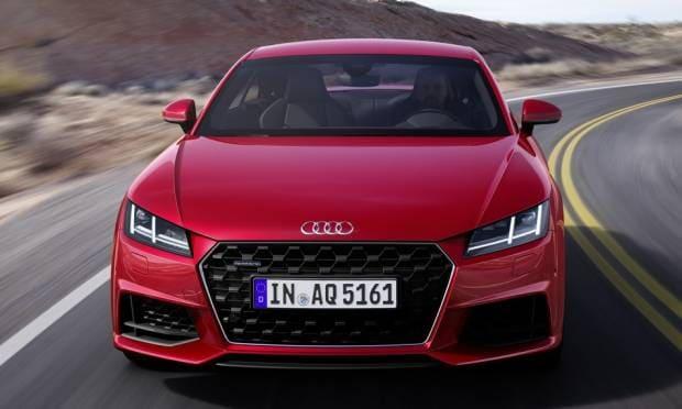 Audi TT Coupé (2018)