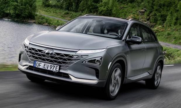 Hyundai Nexo (2018)