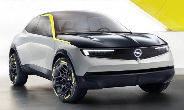 Opel GT X Experimental (2018)