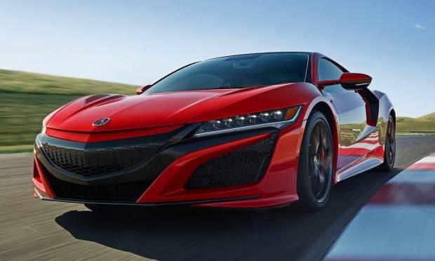 Acura NSX (2018)