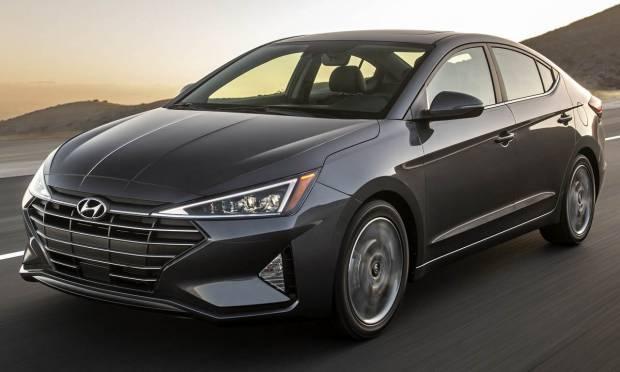 Hyundai Elantra (2018)