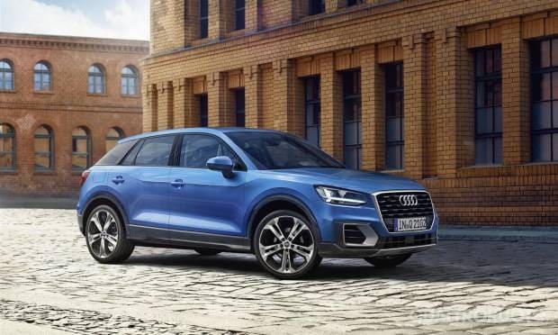 Audi Q2 (2018)