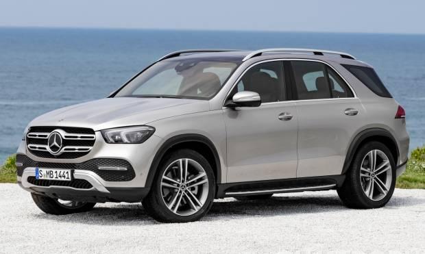 Mercedes-Benz GLE (2018)