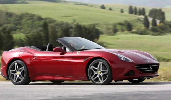 Ferrari Approved