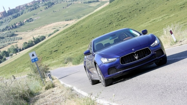 Maserati Certified Pre Owned