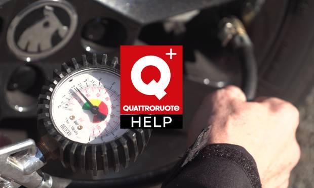 Controllo della pressione delle gomme: come fare - Video Tutorial