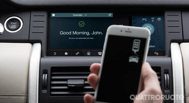 Nuovo infotainment evoluto InControl Touch Pro