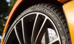 Gomme invernali Pirelli per il kit ufficiale