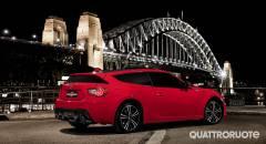 Toyota 86 Shooting Brake<br>  Un esemplare unico svelato a Sydney