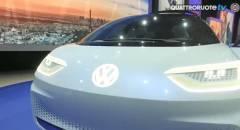 Volkswagen I.D. Ecco la concept elettrica - VIDEO